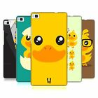 HEAD CASE DESIGNS KAWAII DUCK HARD BACK CASE FOR HUAWEI PHONES 1