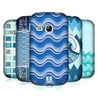 HEAD CASE DESIGNS SEA WAVE PATTERNS HARD BACK CASE FOR SAMSUNG PHONES 5