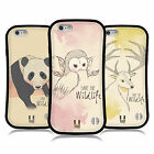 HEAD CASE DESIGNS SAVE THE WILDLIFE HYBRID CASE FOR APPLE & SAMSUNG PHONES