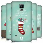HEAD CASE DESIGNS HOLIDAY CRAZE REPLACEMENT BATTERY COVER FOR SAMSUNG PHONES 1