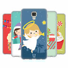 HEAD CASE DESIGNS JOLLY CHRISTMAS TOONS SOFT GEL CASE FOR LG PHONES 2