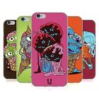 HEAD CASE DESIGNS ICECREAM MONSTERS SOFT GEL CASE FOR APPLE iPHONE PHONES