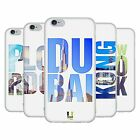 HEAD CASE DESIGNS CITY SNAPSHOTS SOFT GEL CASE FOR APPLE iPHONE PHONES