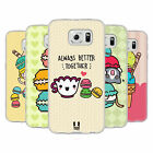 HEAD CASE DESIGNS KAWAII MACARONS SOFT GEL CASE FOR SAMSUNG PHONES 1