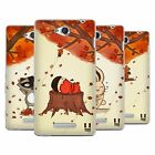 HEAD CASE DESIGNS AUTUMN CRITTERS SOFT GEL CASE FOR SONY PHONES 3