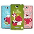 HEAD CASE DESIGNS HOLIDAY TREATS SOFT GEL CASE FOR SONY PHONES 3