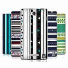HEAD CASE DESIGNS PRINTED STRIPES SOFT GEL CASE FOR SONY PHONES 3