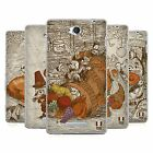 HEAD CASE DESIGNS THANKSGIVING TREATS SOFT GEL CASE FOR SONY PHONES 3