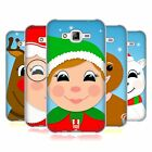 HEAD CASE DESIGNS JOLLY CHRISTMAS CHARACTERS SOFT GEL CASE FOR SAMSUNG PHONES 3