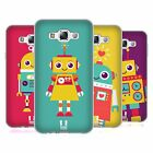 HEAD CASE DESIGNS ROBOT KIDS SOFT GEL CASE FOR SAMSUNG PHONES 3