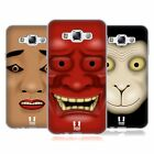 HEAD CASE DESIGNS THEATRE MASK COLLECTION SOFT GEL CASE FOR SAMSUNG PHONES 3