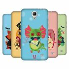 HEAD CASE DESIGNS QUIRKY MONSTERS SOFT GEL CASE FOR SAMSUNG PHONES 4