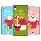 HEAD CASE DESIGNS HOLIDAY TREATS SOFT GEL CASE FOR SONY PHONES 2