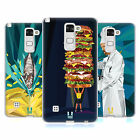 HEAD CASE DESIGNS PROFESSION INSPIRED - FOOD LEAGUES GEL CASE FOR LG PHONES 3