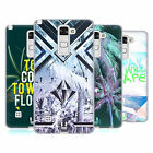 HEAD CASE DESIGNS TROPICAL TRENDS SOFT GEL CASE FOR LG PHONES 3