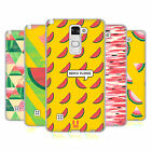 HEAD CASE DESIGNS WATERMELON PRINTS SOFT GEL CASE FOR LG PHONES 3