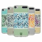 HEAD CASE DESIGNS ZODIAC QR CODED SOFT GEL CASE FOR APPLE iPOD TOUCH MP3