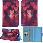 For Samsung Galaxy Tab 4 T230 / T330 Leather Wallet Folio Flip Cover Stand Case