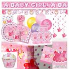 PINK CLOTHESLINE - Buffet Tableware, Decorations, Games, Invites, Banners