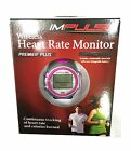 Sports Beat Impulse Heart Rate Monitor Watch + Calorie Counter - PICK COLOR