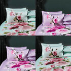 Paoletti Windsor Floral 100% Cotton Housewife Pillow Case