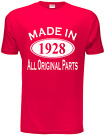 90th Birthday Made in 1926 Mens Gift Unisex T-Shirt  Size S-XXL