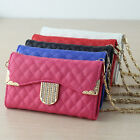 Lovely Magnetic For iPhone 5G 5S Leather Flip Handbag Wallet Pouch Case Cover