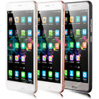 """5.5"""" Unlocked Mobile Phone Quad Core 3G GSM Dual SIM Android 5.1 Smartphone GPS"""