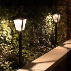 1.2M SOLAR STREET LAMP POST SECURITY OUTDOOR GARDEN PATIO PATH LIGHT, 6 LEDS