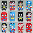 Super Hero Comics Kids Cartoon Soft Silicone Case Cover for Apple iTouch 4 5 6