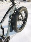Axiom FrontRunner or RearRunner Fat Bike MTB Fender ClipOn QR Lightweight Choose