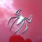 3D Universal Car Truck Spider Chrome Badge Sticker Logo Emblem Decal Spiderman