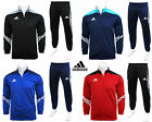 Adidas Boys Junior Kids Full Zip Tracksuit Jogging Top Bottoms Football Age 5-16