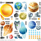 Planet Wall Stickers Solar System Wall Stickers Space Wall Stickers SSYS 01