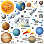 Planet Wall Stickers Solar System Wall Stickers Space Wall Stickers SSYS 05