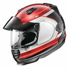 Arai Defiant Pro-Cruise Timeline Helmet, Red - All Sizes!