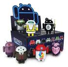 "ANDROID MINI COLLECTIBLE: 3"" VINYL ART FIGURE Series 3 robot google mascot dunny"