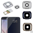 Genuine Samsung Galaxy S6 / S6 EDGE Camera Glass Lens Frame Cover Replacement