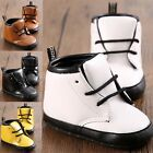Baby Infant Toddler Crib Boy Girl Sneakers Boots Shoes Fashion Gift For Newborn