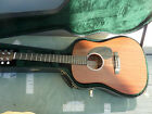 Martin DRS 1 Acoustic Electric 6 string with Sweet Martin Hard Case VERY NICE!