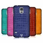 HEAD CASE DESIGNS CROCODILE SKIN PATTERN BACK CASE FOR SAMSUNG GALAXY S5 S5 NEO