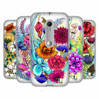 HEAD CASE DESIGNS WATERCOLOURED FLOWERS GEL CASE FOR MOTOROLA MOTO G (3rd Gen)