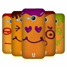 HEAD CASE DESIGNS HAPPY LITTLE BREADS HARD BACK CASE FOR HTC ONE MINI 2