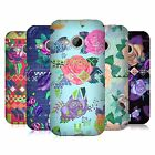 HEAD CASE DESIGNS SUMMER BLOOMS HARD BACK CASE FOR HTC ONE MINI 2