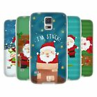 HEAD CASE DESIGNS SANTAS MISADVENTURES GEL CASE FOR SAMSUNG GALAXY S5 S5 NEO