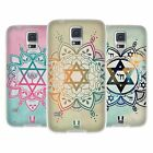 HEAD CASE DESIGNS STAR OF DAVID SOFT GEL CASE FOR SAMSUNG GALAXY S5 S5 NEO