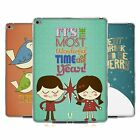 HEAD CASE DESIGNS VINTAGE XMAS SOFT GEL CASE FOR APPLE iPAD AIR 2
