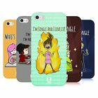 HEAD CASE DESIGNS WHOS SINGLE SOFT GEL CASE FOR APPLE iPHONE 5 5S