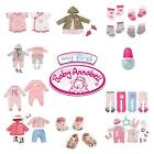 My First Baby Annabell Clothing and Accessories NEW