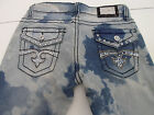 TRUE ROCK WOMENS JEANS DISTRESSED SKINNY SeXy DESIGNER